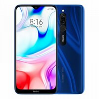 Xiaomi Redmi 8 3/32GB Blue/Синий Global Version